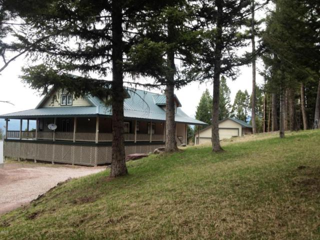 359 Summit Drive, Seeley Lake, MT 59868 (MLS #21711375) :: Loft Real Estate Team