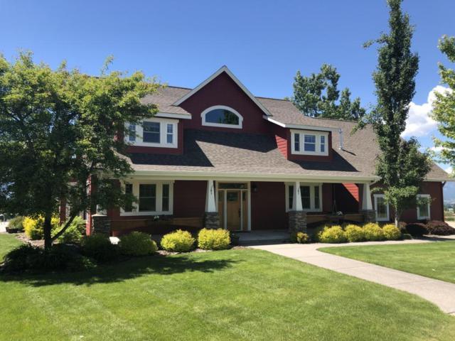 1199 Hard Rock Road, Corvallis, MT 59828 (MLS #21801829) :: Loft Real Estate Team