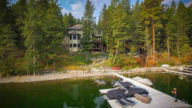 233 Lake Blaine Drive, Kalispell, MT 59901 (MLS #21808509) :: Andy O Realty Group