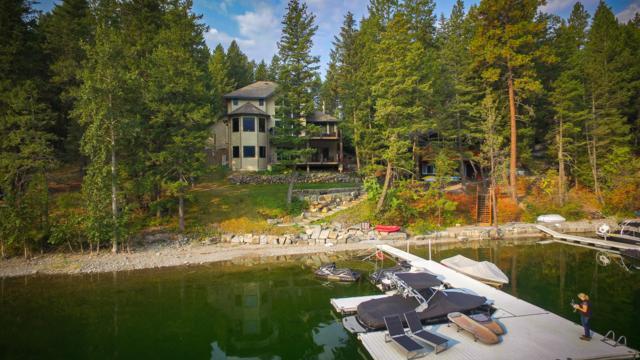 233 Lake Blaine Drive, Kalispell, MT 59901 (MLS #21808509) :: Loft Real Estate Team