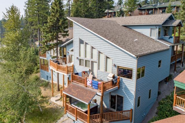 314a Wood Run Drive, Whitefish, MT 59937 (MLS #21810465) :: Loft Real Estate Team