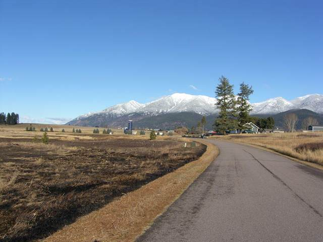 Lot 3 Foxtail Drive, Kalispell, MT 59901 (MLS #21814227) :: Whitefish Escapes Realty