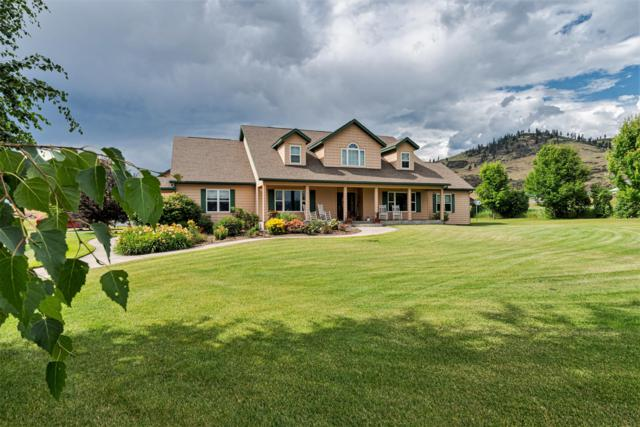 10 Terrace Drive, Plains, MT 59859 (MLS #21902106) :: Andy O Realty Group