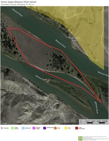 S11/S12 Upper Missouri River, Fort Benton, MT 59442 (MLS #21904781) :: Dahlquist Realtors