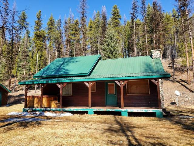 29657 Yaak River Road, Troy, MT 59935 (MLS #22000742) :: Andy O Realty Group