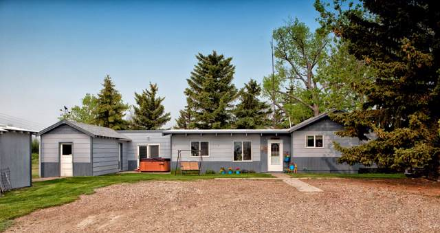 25810 Highway 2, Cut Bank, MT 59427 (MLS #22001098) :: Andy O Realty Group
