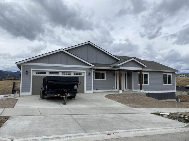 7009 Guinevere Drive, Missoula, MT 59803 (MLS #22004004) :: Whitefish Escapes Realty