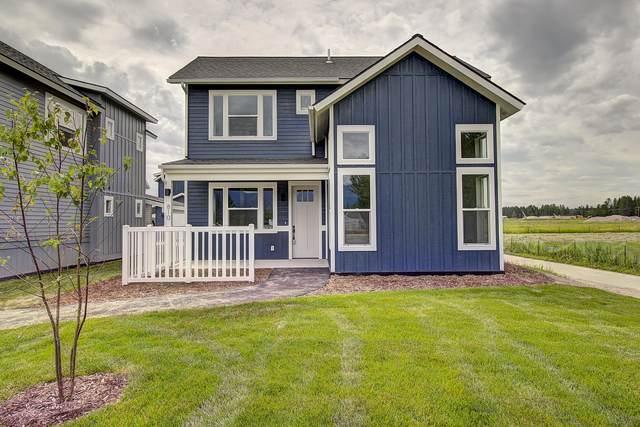 810 Trailview Way, Whitefish, MT 59937 (MLS #22005914) :: Montana Life Real Estate