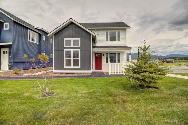 815 Trailview Way, Whitefish, MT 59937 (MLS #22005919) :: Montana Life Real Estate
