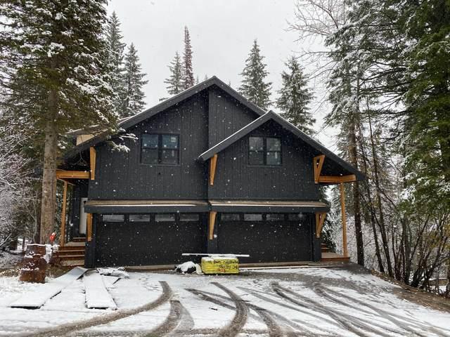 3827 Alpine Glow Avenue, Whitefish, MT 59937 (MLS #22014808) :: Montana Life Real Estate
