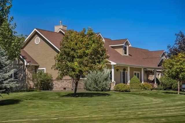 1014 Walton Drive, Kalispell, MT 59901 (MLS #22015967) :: Montana Life Real Estate