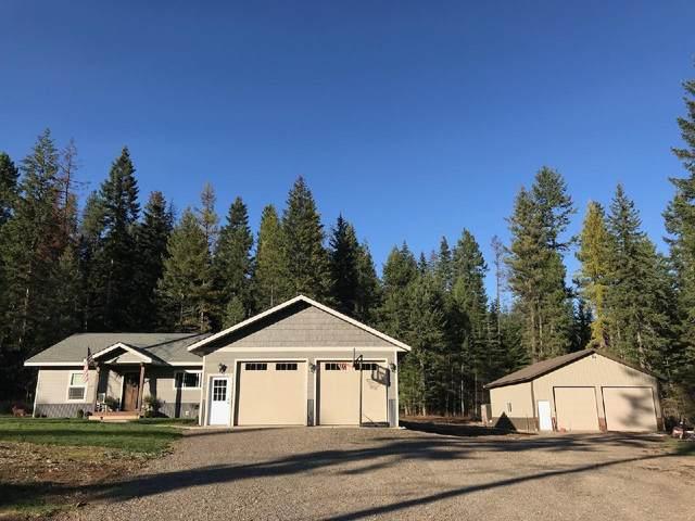40 Rainbow Loop, Noxon, MT 59853 (MLS #22017476) :: Montana Life Real Estate