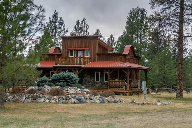 244 Elk Meadows Drive, Eureka, MT 59917 (MLS #22017872) :: Peak Property Advisors