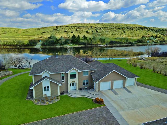 251 Big Bend Lane, Great Falls, MT 59404 (MLS #22100391) :: Peak Property Advisors