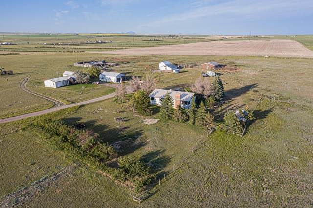 18 & 20 Old Kevin Hwy, Cut Bank, MT 59427 (MLS #22100486) :: Performance Real Estate