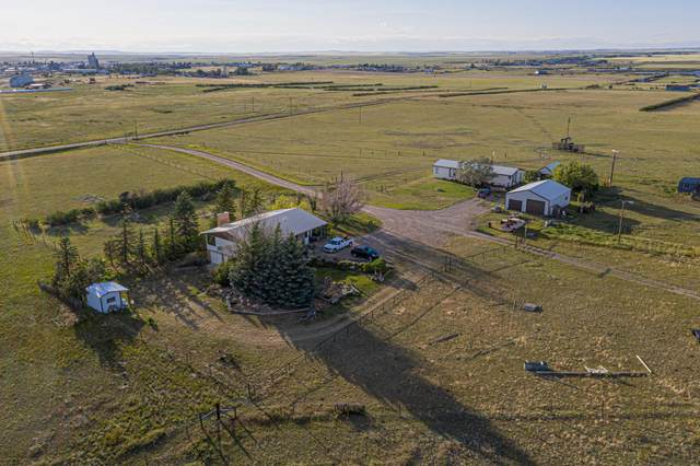 18 & 20 Old Kevin Hwy, Cut Bank, MT 59427 (MLS #22100487) :: Performance Real Estate