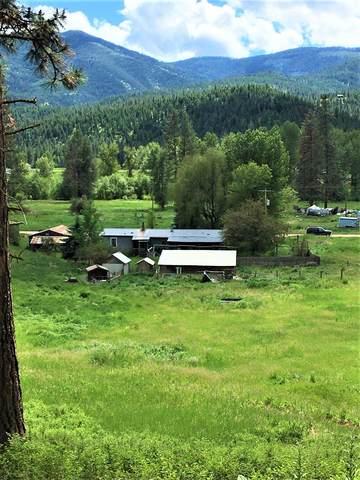 22050 Nine Mile Road, Huson, MT 59846 (MLS #22105658) :: Peak Property Advisors