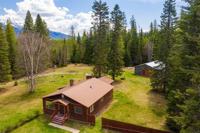 450 Alpine Drive, Bigfork, MT 59911 (MLS #22106865) :: Dahlquist Realtors