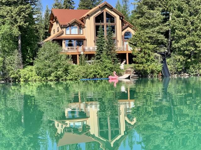 5500 N Ashley Lake Road, Kila, MT 59920 (MLS #22109443) :: Peak Property Advisors