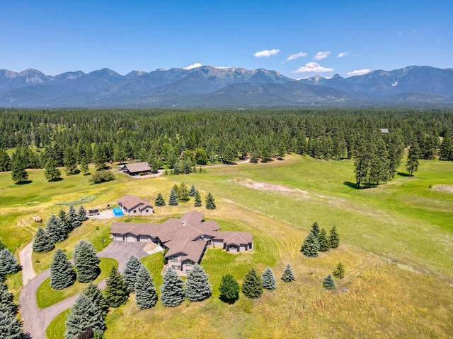 375 La Brant Road, Kalispell, MT 59901 (MLS #22110386) :: Whitefish Escapes Realty