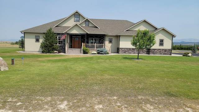 2160 Crested Wheat Loop, East Helena, MT 59635 (MLS #22110783) :: Andy O Realty Group