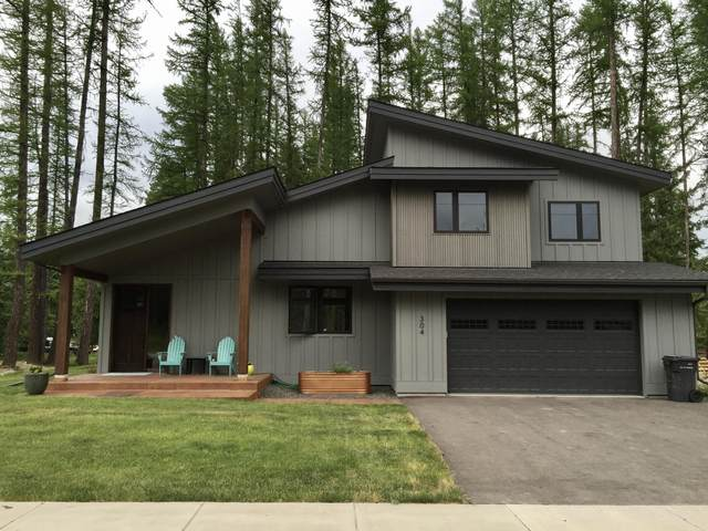 304 Sawtooth Drive, Whitefish, MT 59937 (MLS #22111939) :: Whitefish Escapes Realty