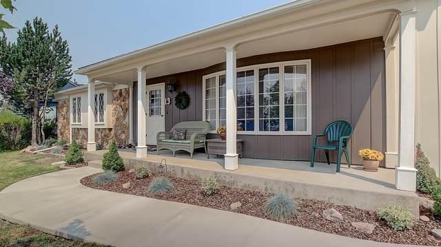 13 Contour Road, Missoula, MT 59802 (MLS #22112003) :: Peak Property Advisors