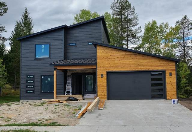 140 Brimstone Drive, Whitefish, MT 59937 (MLS #22113180) :: Andy O Realty Group