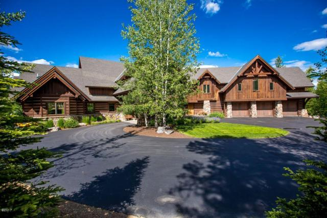 555 Whitefish Hills Drive, Whitefish, MT 59937 (MLS #21700438) :: Andy O Realty Group