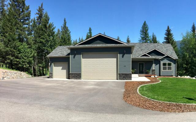 155 Mountain Timbers Drive, Columbia Falls, MT 59912 (MLS #21804439) :: Loft Real Estate Team