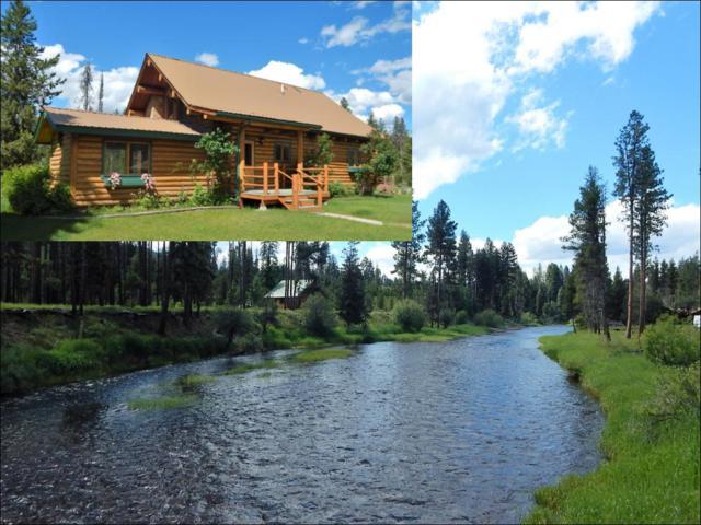 120 Overland Trail, Seeley Lake, MT 59868 (MLS #21804523) :: Loft Real Estate Team