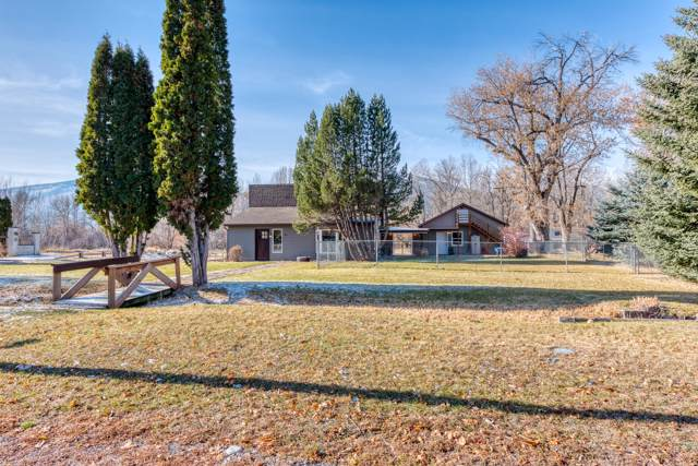 611 S 8th Street, Hamilton, MT 59840 (MLS #21917881) :: Performance Real Estate