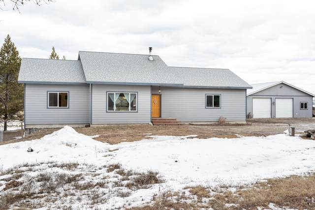 317 Pleasant Valley Road, Marion, MT 59925 (MLS #22001723) :: Performance Real Estate