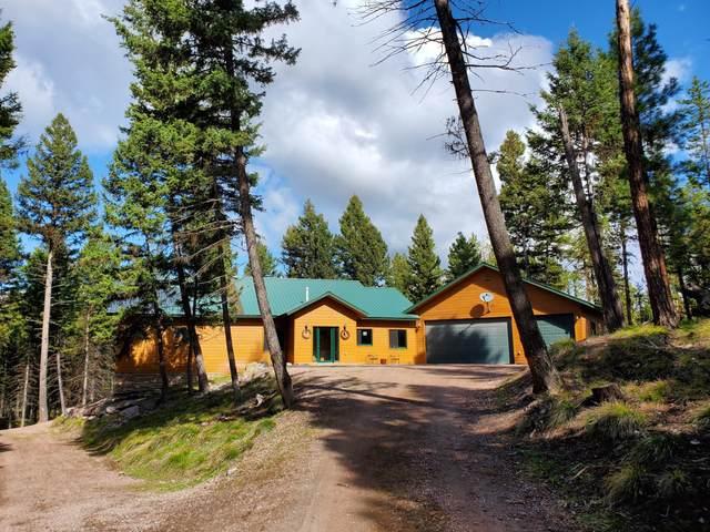 493 Grandview Drive, Seeley Lake, MT 59868 (MLS #22002197) :: Montana Life Real Estate