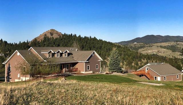 24 Shingle Butte Road, Clancy, MT 59634 (MLS #22005611) :: Andy O Realty Group