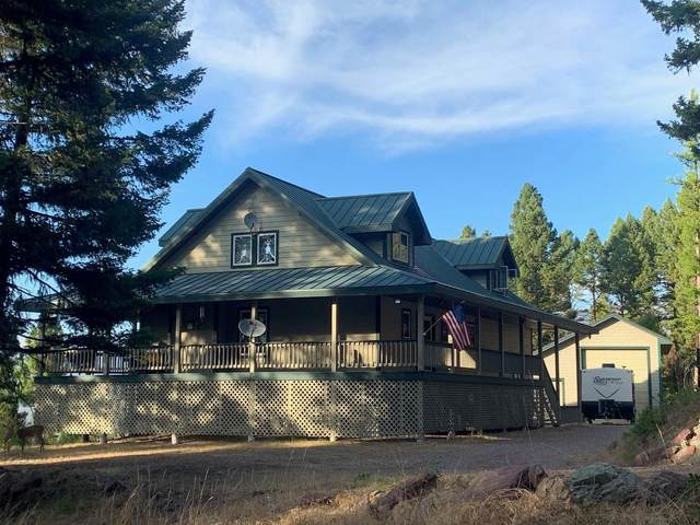 359 Summit Drive, Seeley Lake, MT 59868 (MLS #22006554) :: Whitefish Escapes Realty