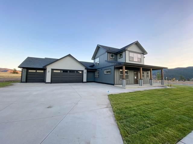 5890 Archer Drive, Missoula, MT 59803 (MLS #22010016) :: Dahlquist Realtors