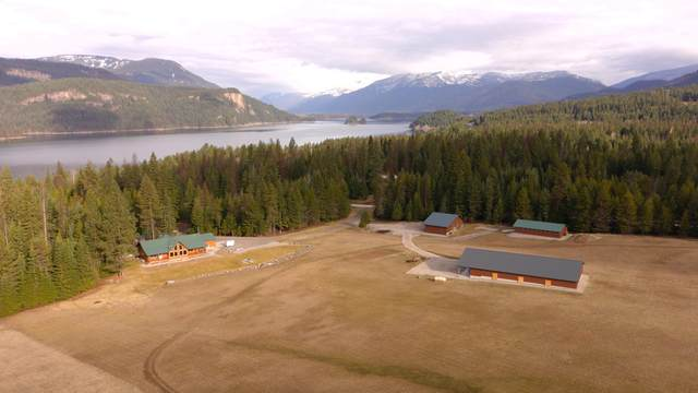 5 Fernwood Way, Trout Creek, MT 59874 (MLS #22103079) :: Whitefish Escapes Realty