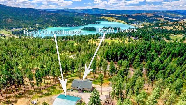 184 High Road, Kalispell, MT 59901 (MLS #22105684) :: Peak Property Advisors