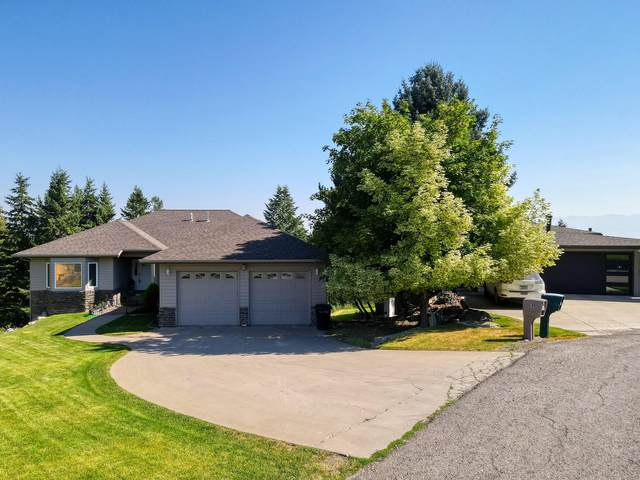 41 Hillcrest Drive, Kalispell, MT 59901 (MLS #22110883) :: Whitefish Escapes Realty