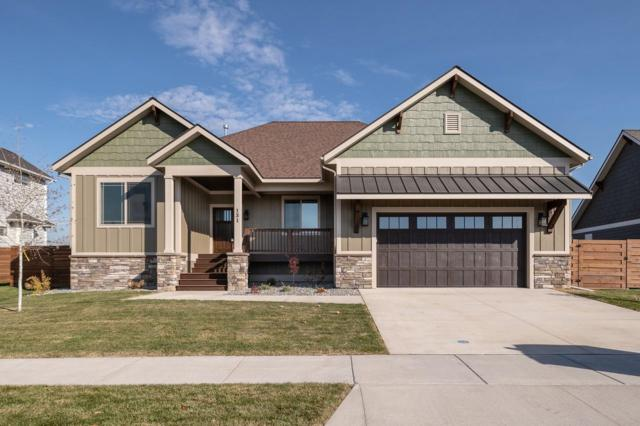 131 W Monture Ridge, Kalispell, MT 59901 (MLS #21808383) :: Brett Kelly Group, Performance Real Estate