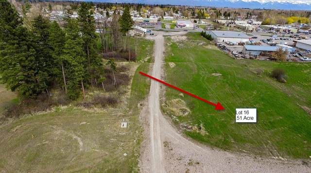 46 Hidden Buck Trail, Kalispell, MT 59901 (MLS #21906136) :: Andy O Realty Group