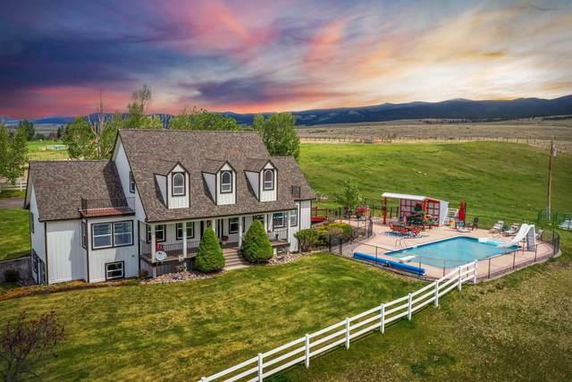 2001 Lance Lane, Stevensville, MT 59870 (MLS #22102067) :: Peak Property Advisors