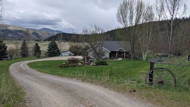 7615 Moe Road, Lolo, MT 59847 (MLS #22105608) :: Montana Life Real Estate