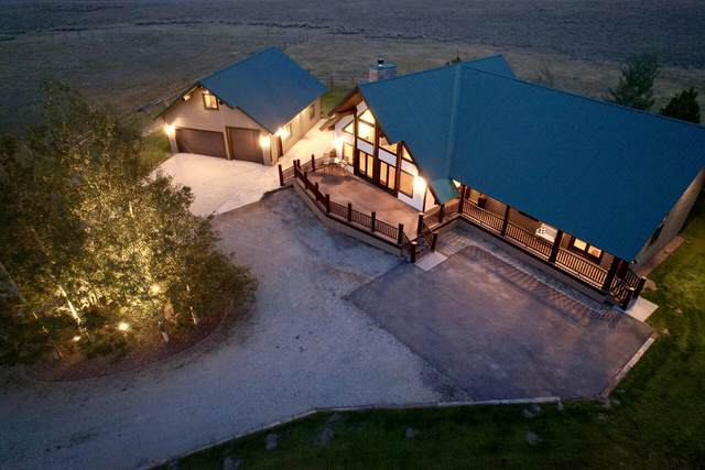 250 Mountain Vista Drive, West Yellowstone, MT 59758 (MLS #22114235) :: Andy O Realty Group