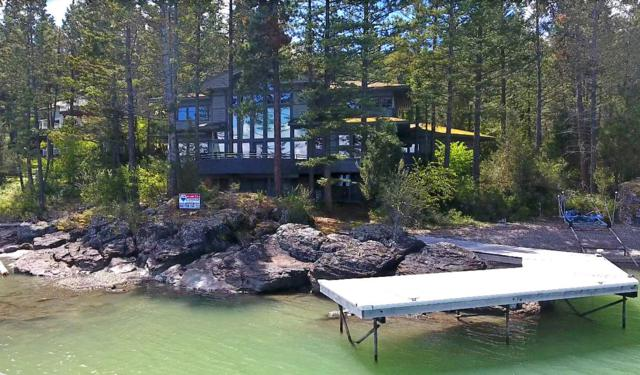 549 Hughes Bay Road, Lakeside, MT 59922 (MLS #21705298) :: Brett Kelly Group, Performance Real Estate