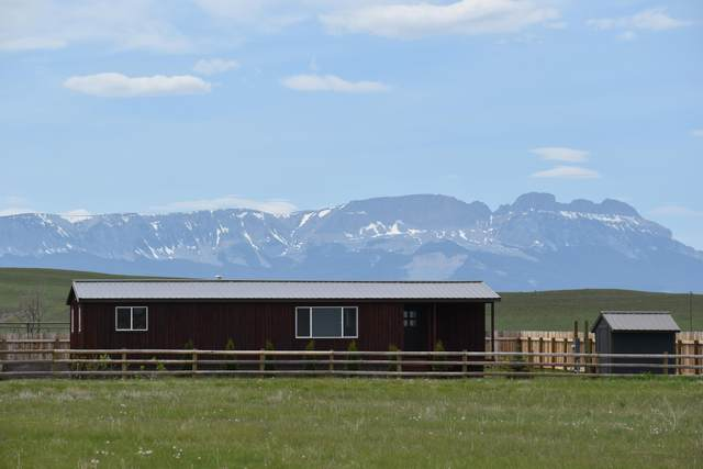 2420 Central Avenue, Augusta, MT 59410 (MLS #21912895) :: Dahlquist Realtors