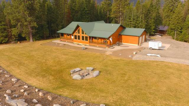 5 Fernwood Way, Trout Creek, MT 59874 (MLS #22103079) :: Andy O Realty Group