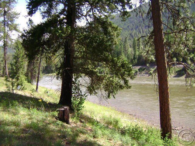 Lot 10 Quarter Circle Cross, Saint Regis, MT 59866 (MLS #20153417) :: Performance Real Estate