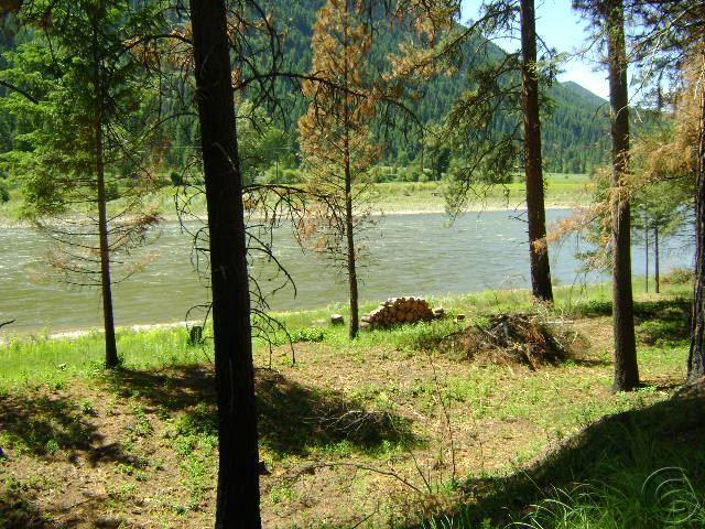 Lot 4 Quarter Circle Cross, Saint Regis, MT 59866 (MLS #20153427) :: Performance Real Estate